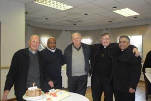 Archdiocese Joburg priests