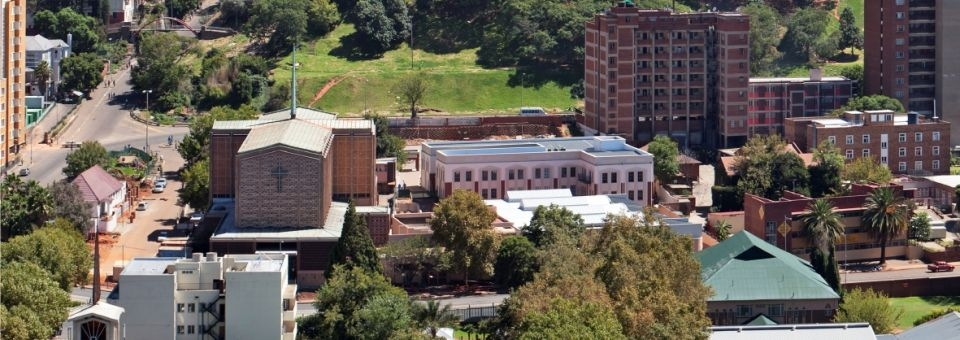 Christ the King Cathedral JHB